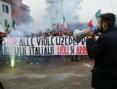 casapound roma rom