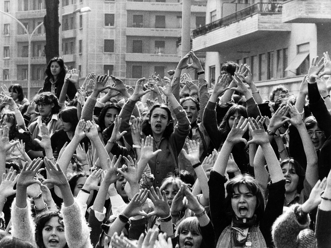 26 Aprile 1976 Roma Osservatorio Repressione