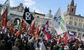 piazza del popolo simboli fasci1
