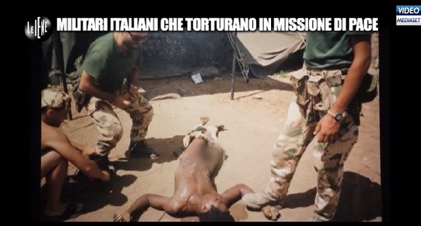 torture militari