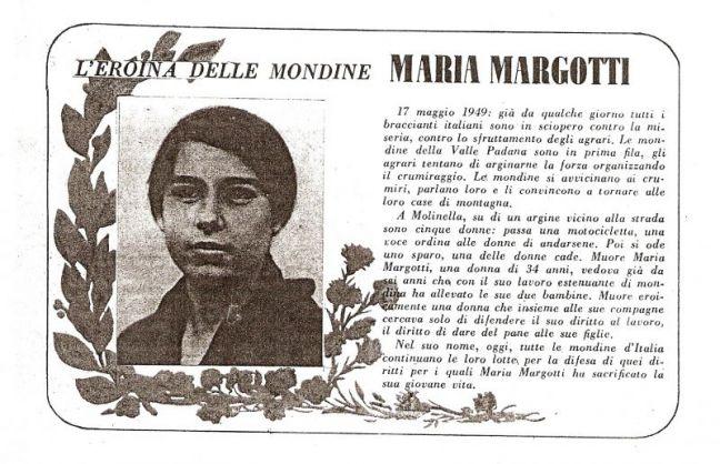 Maria Margotti