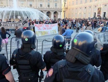 #MaiConSalvini - Genova