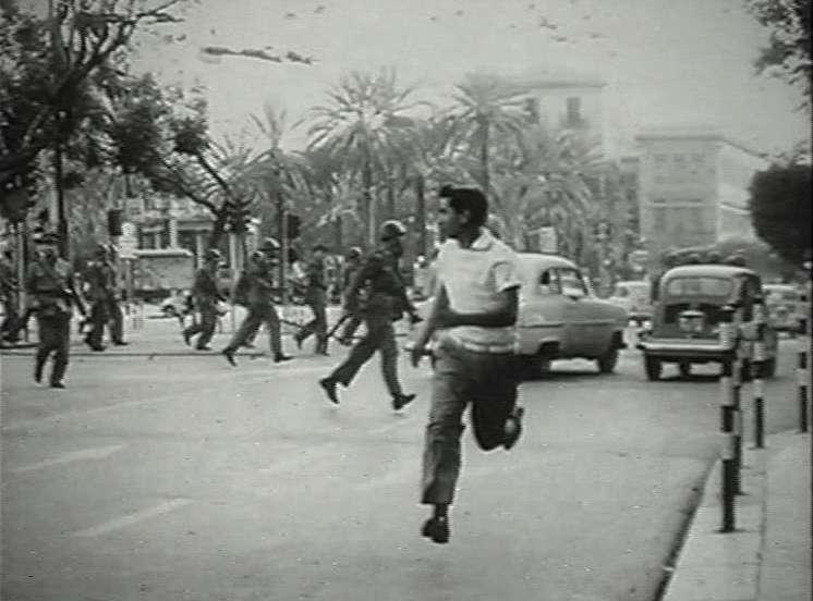 palermo 8 luglio 1960