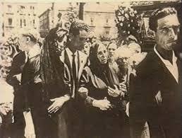 palermo funerali Francesco Vella 1960