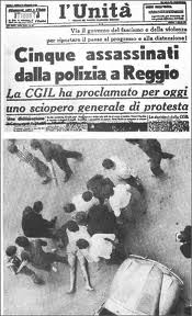 reggio emilia 7 luglio 1960
