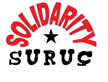 solidarity suruc