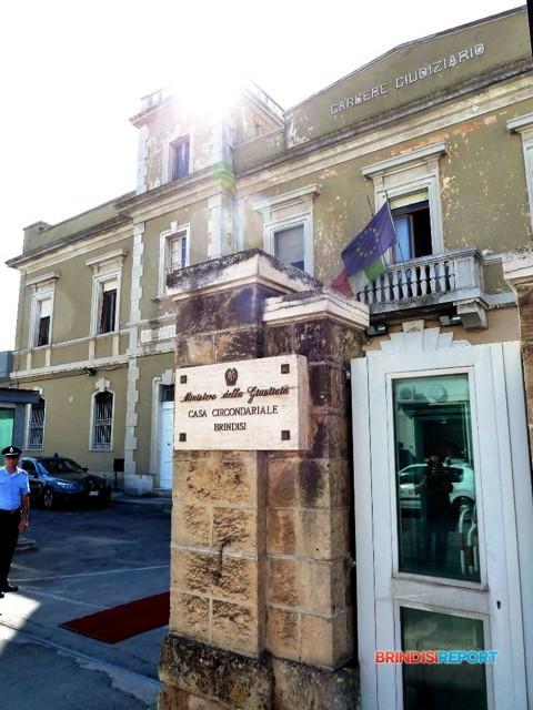 Il carcere di Brindisi