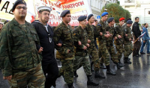 grecia forze armate