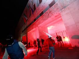Assalto alla Prefettura di Livorno