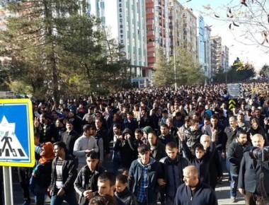 sciopero generale kurdistan