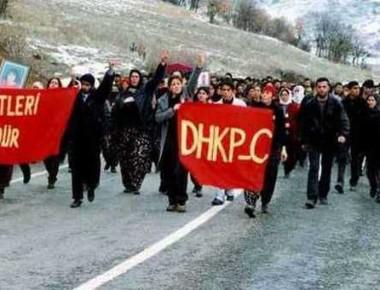 Risultati immagini per militanti del DHKP-C immagini