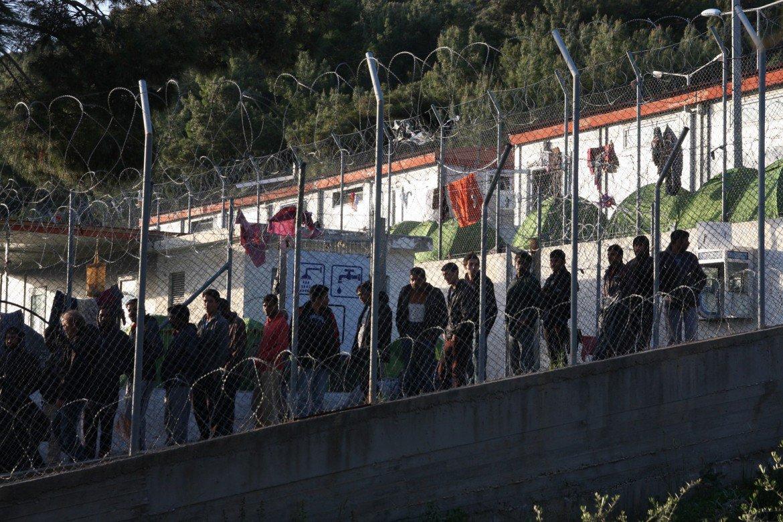 samos migranti
