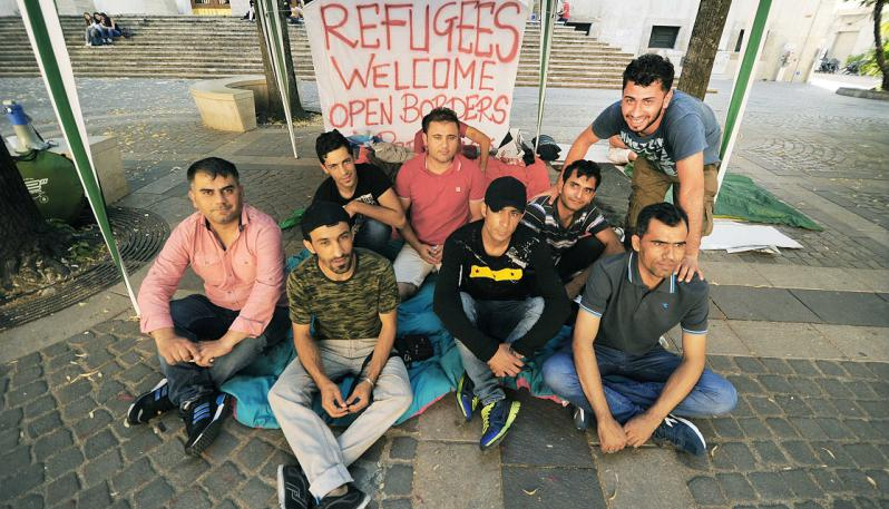 cosenza rifugiati