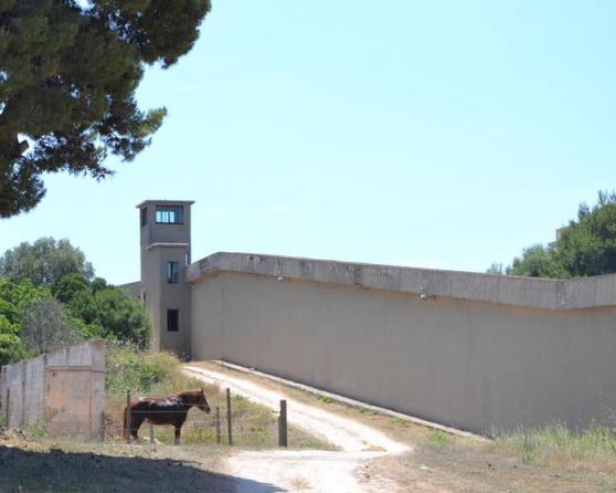 pianosa - carcere