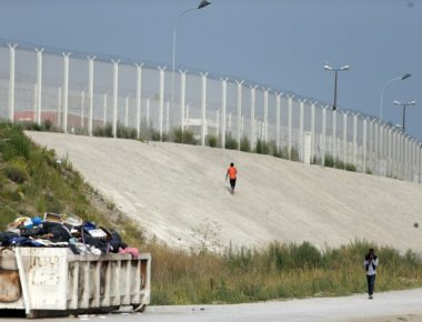 Calais © Lapresse