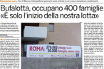 roma occupazione