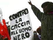 migranti - protesta