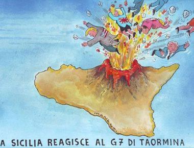 sicilia contro il g7