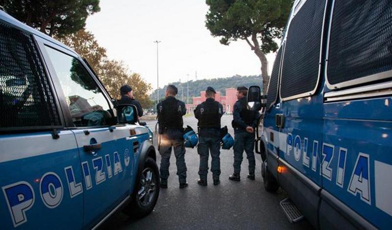 Polizia - taormina g7