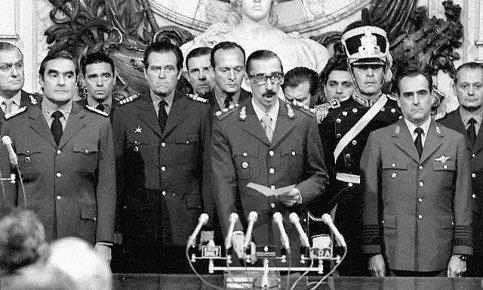 argentina giunta militare