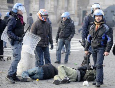 fermo di polizia
