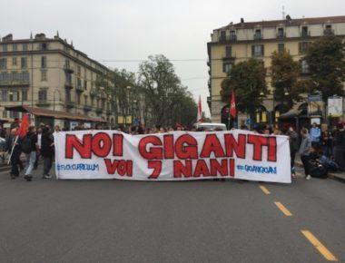 G7_Torino_corteo_studenti