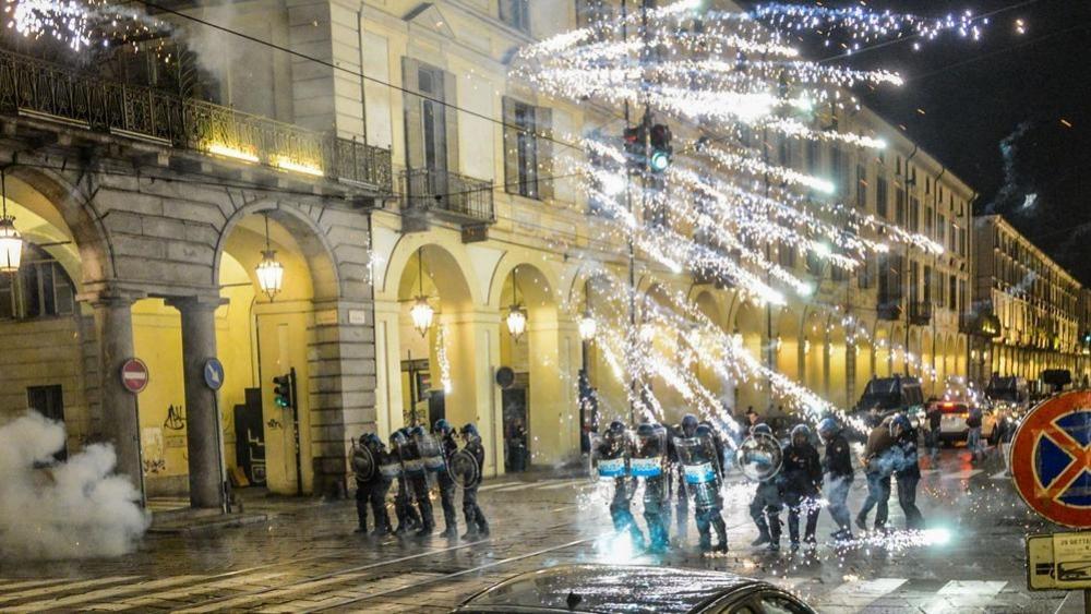 Reset G7 Torino: serata di lotta e iniziative di disturbo contro la zona rossa