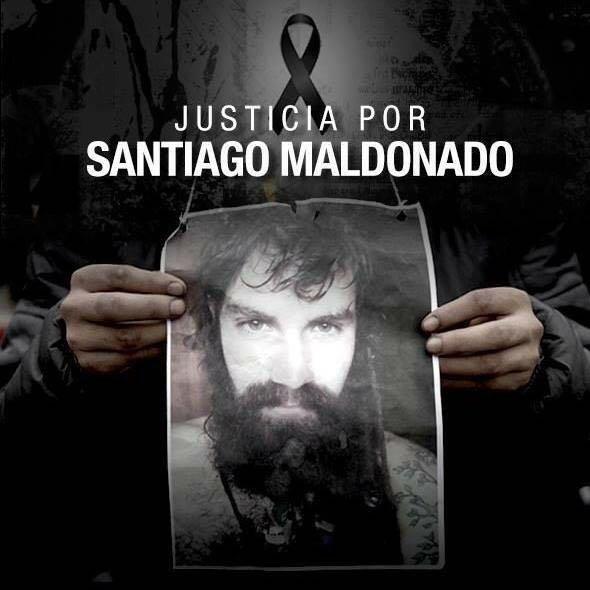 giustizia per santiago