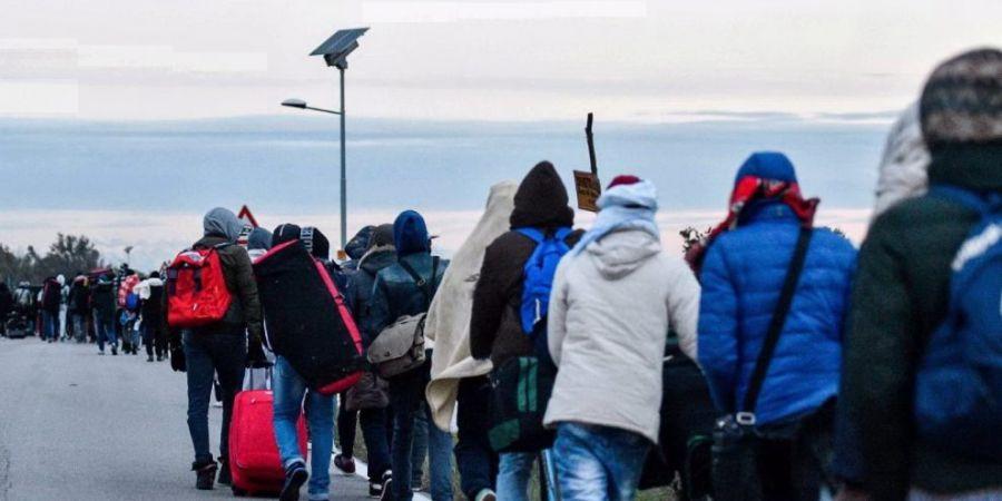 marcia migranti