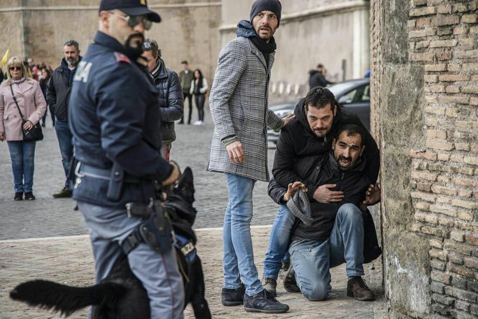 erdogan a roma