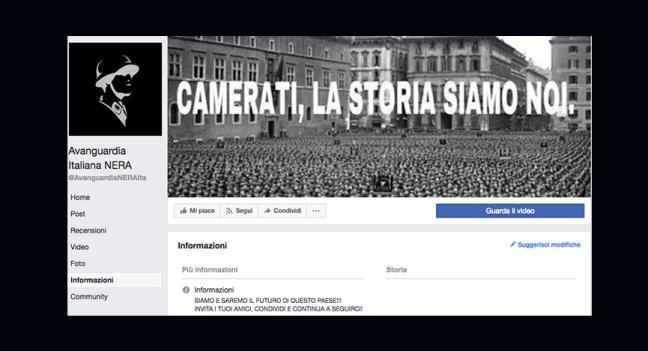 fasci facebook