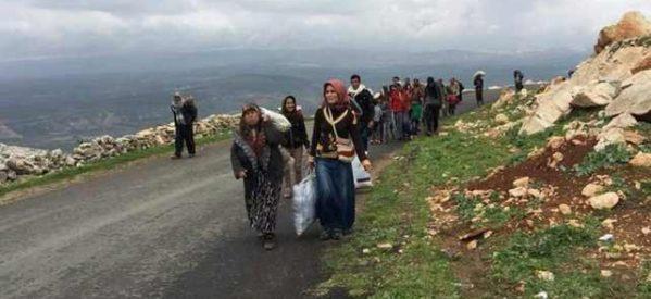 afrin profughi
