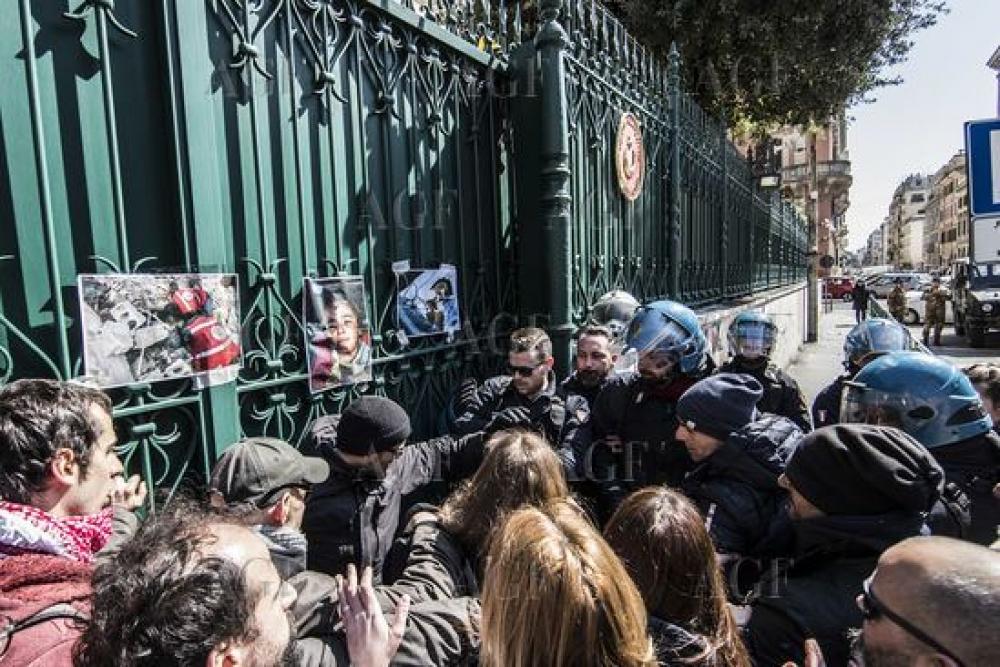 roma ambasciata turca