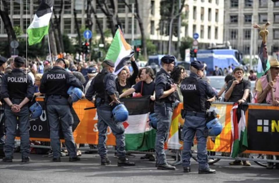 Giro-dItalia-Roma-polizia