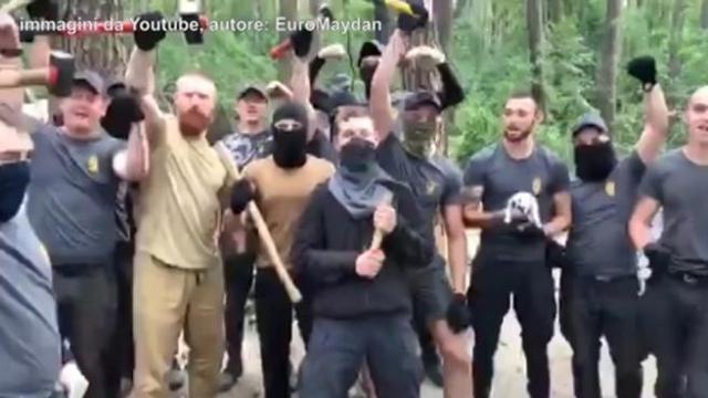 ucraina neofascisti
