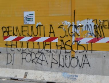 roma fasci san giovanni