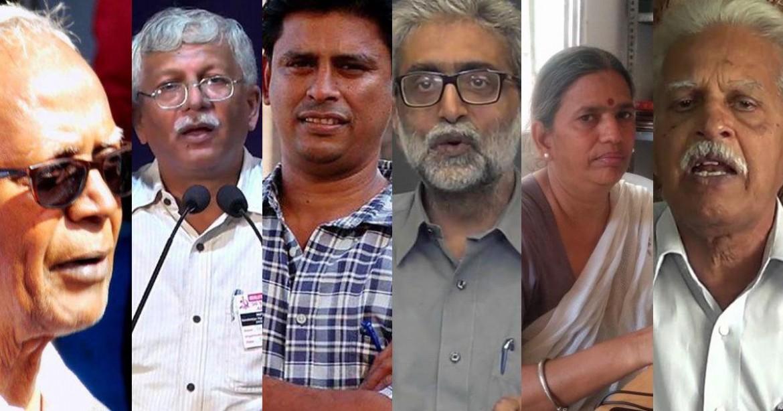 india-arresti-attivisti