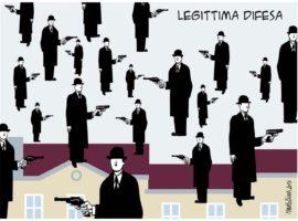 legittima difesa