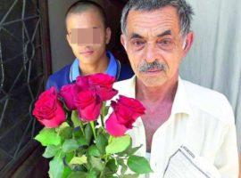 lucca venditore di rose