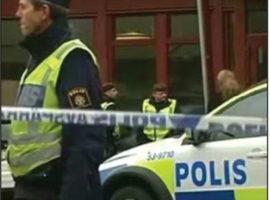 polizia svezia