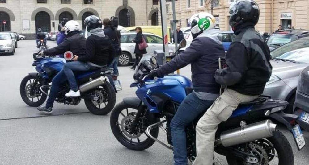 polizia Falchi