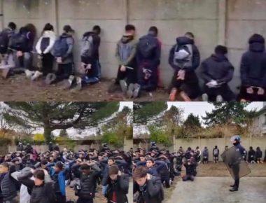 francia arresti studenti