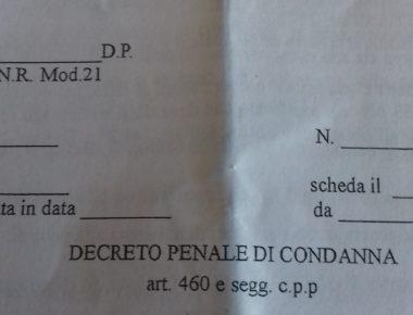 decreti confanna bari