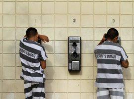 carcere telefonate
