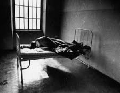 carcere cella liscia