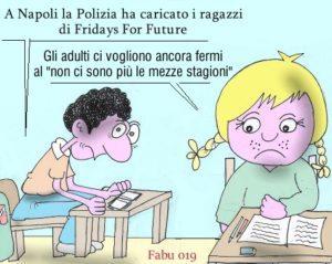 vignetta di Fabio Buffa