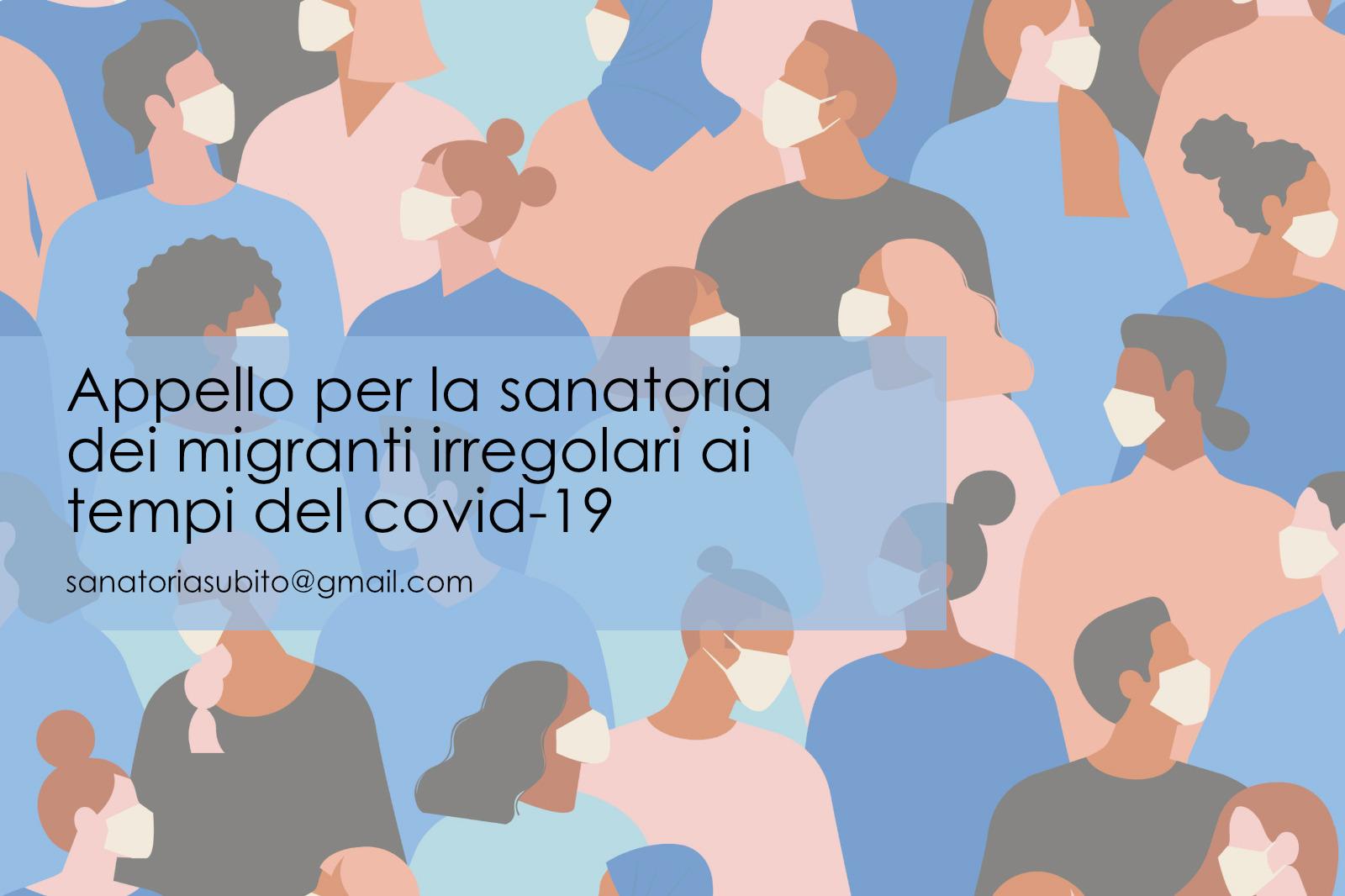 appello migranti
