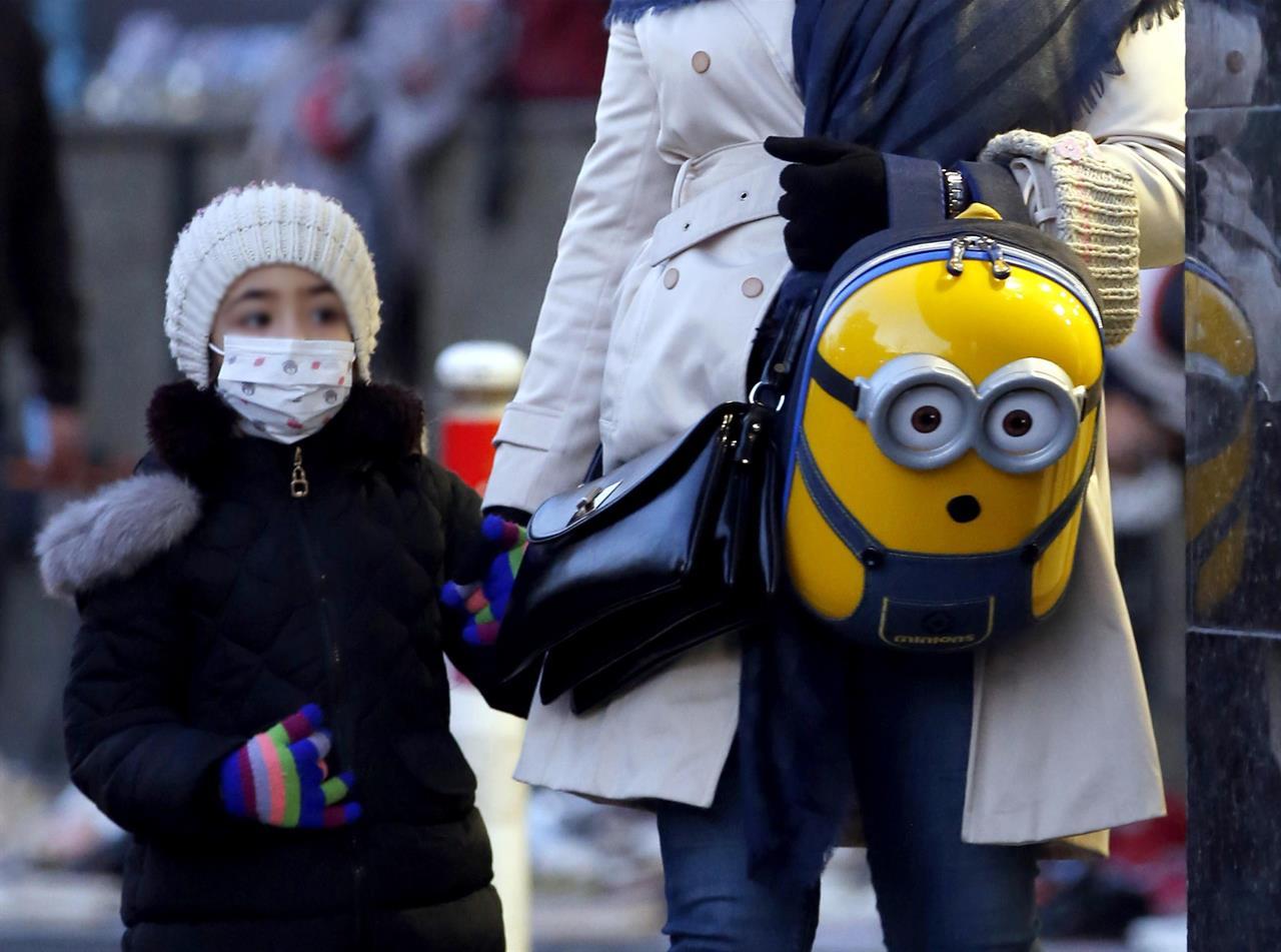 bambini coronavirus