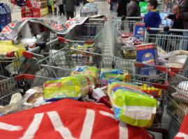 esproprio supermercato