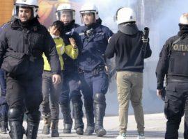 grecia lesbo migranti